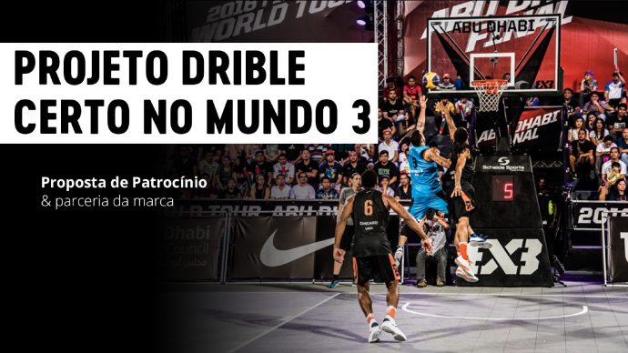 miniatura de Drible Certo no Mundo 3×3 PIE 2017