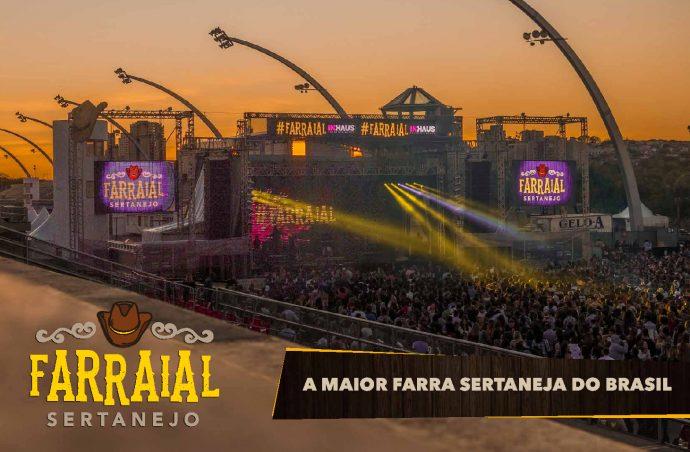 miniatura de Farraial Sertanejo 2017 ROUANET e PROAC