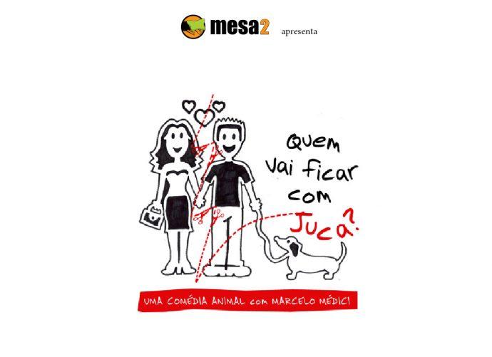 miniatura de JUCA _ 2017 Rouanet e PROAC